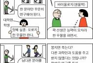 [만평] 뭉치면 죽고, 흩어지면 산다