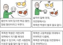 [만평] 두 번이나 우려먹는 의대, 의전원
