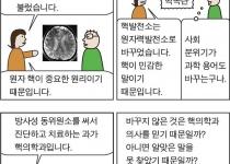 [만평] 핵은 무서워
