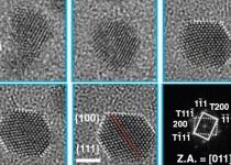 [뉴스] 백금 나노결정 과정 '원자 움직임'을 추적 관찰