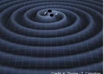 [뉴스] 시공간 휘게하는 중력파의 실체는 뭔가요?