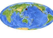 [수첩] 지구 행성의 지진 참사