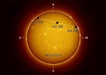 [뉴스] 6월6일 금성, 태양앞 통과...다음번은 105년 뒤